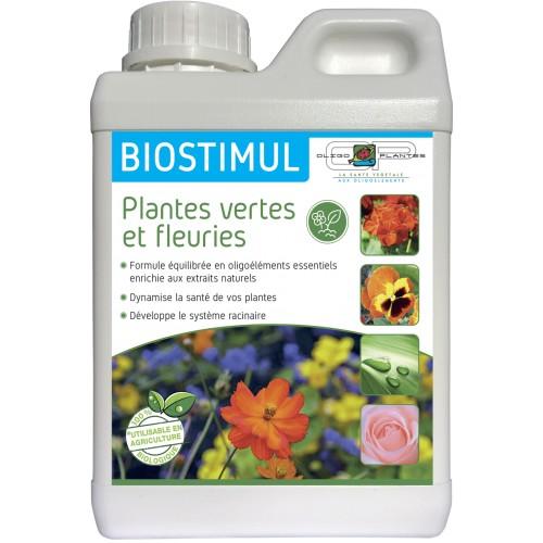 BIOSTIMUL Plantes vertes et fleuries